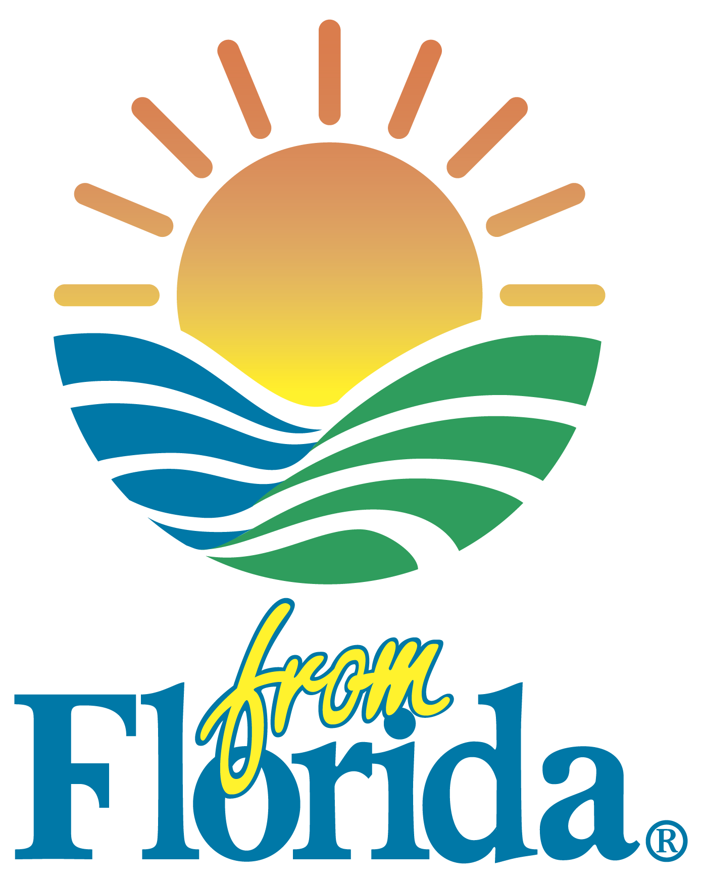 From Florida logo