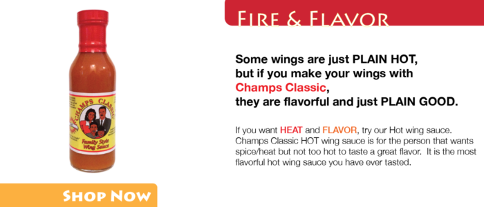 Fire & Flavor - Shop Now